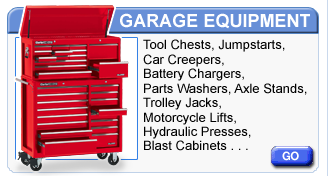 GARAGE EQUIPMENT