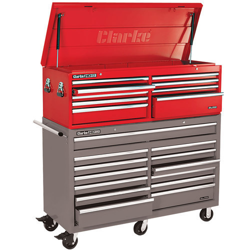 Clarke CBB231B Extra Large HD Plus 9 Drawer Tool Chest